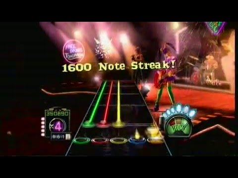 Guitar Hero 3 Through The Fire and Flames 100% Expert 100