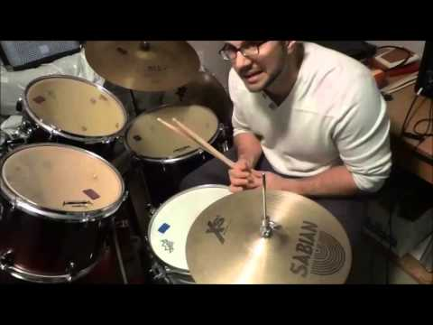Snare And Bass Drum Fill-Beginner Drum Lesson