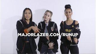 Major Lazer - Run Up Dance Challenge