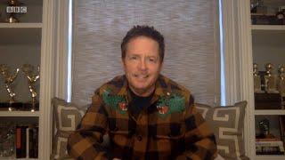 Michael J. Fox on The Graham Norton Show. 4 Dec 2020