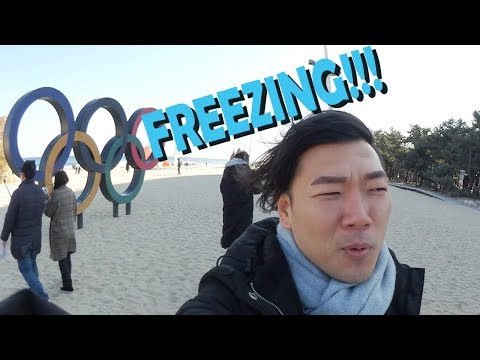GETTING READY FOR THE OLYMPICS!