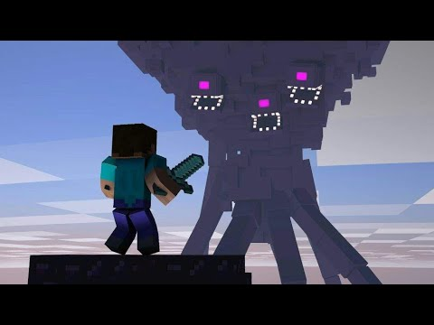 Minecraft Windows 10/Pocket edition How to Spawn The Wither Storm