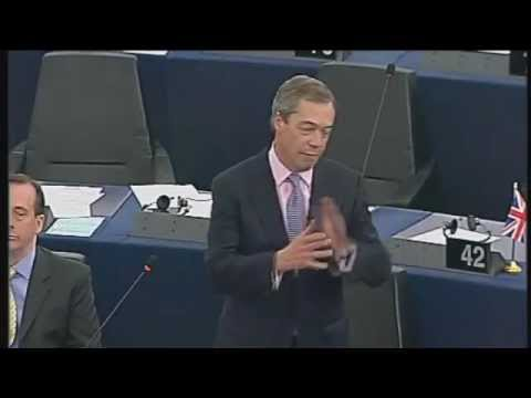 Nigel Farage: Democracy and Self-Government now Staging a Fightback