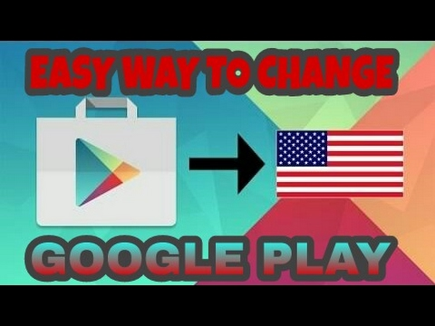 How To Change Your Google Play Store Country