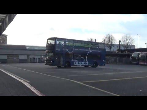 Ulsterbus ALX 400 2994  - Belfast Europa - 14/2/16