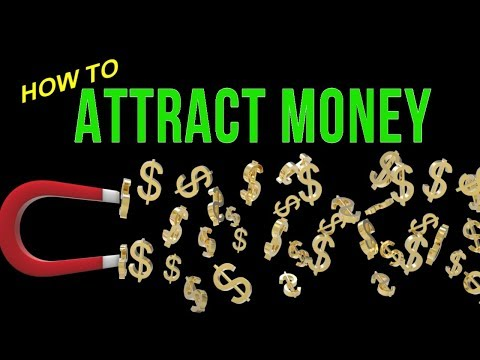 The SECRET to MANIFESTING MONEY EASILY! With Law of Attraction Guided Visualization (Meditation)