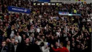 Semifinal 6: AIK 2 - 1 Skellefteå - Elitserien 2012 - (TV4 HD-sändning)