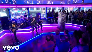 Fall Out Boy - Wilson (Expensive Mistakes) (Live On Good Morning America)
