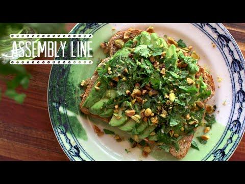 Avocado Toast (aka Everything Green) | Assembly Line
