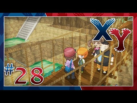 Pokémon X and Y Walkthrough - Part 28: Couriway Town and the Friendly Gather