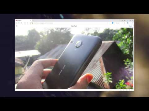 How To Upload Photos To Instagram From PC Browser |  Use Instagram On PC Without Any Software