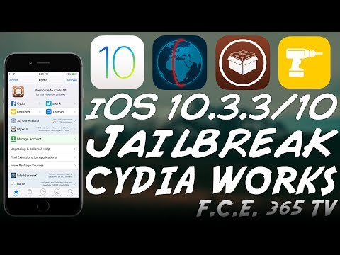 iOS 10.3.3/10.3.2/10.x Meridian JAILBREAK: CYDIA WORKING! (iPhone 7/7+ too)