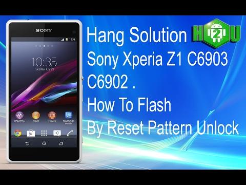 Downgrade/ unroot (revert to stock) Sony Xperia Z1 - Sony