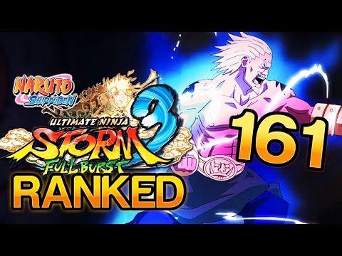 Liger Bomb-oclat - Ep.161 Naruto Storm 3 Online (Ranked)