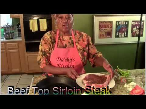 Beef Top Sirloin Steak