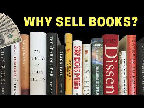 3 Reasons Why I Love Selling Used Books on Amazon For Profit