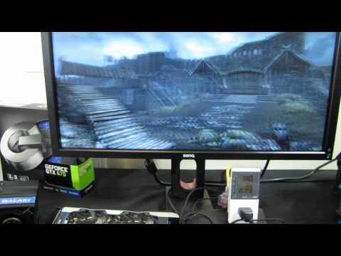 GTX 780 SLI Gameplay- 3D Gaming Review/ Nvidia 3D Vision 2 Unboxing