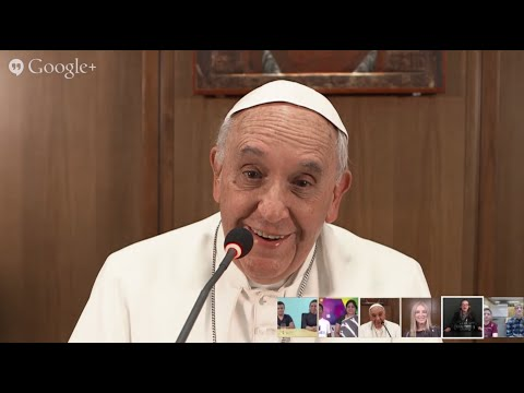Building Bridges with Pope Francis and Students Over the Web