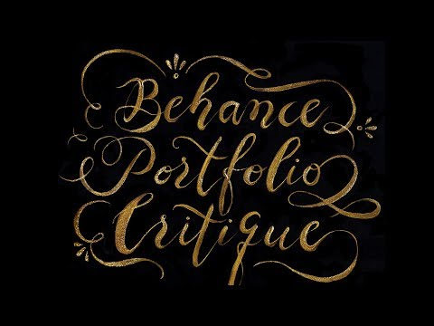 Behance Portfolio Review 2: Women Designers Showcase