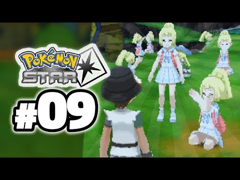 HOW DID I EVEN GET HERE.. - Pokemon Star 3DS Rom Hack (Part 9)