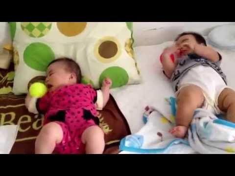 my baby twins daily routine ( how i take care my 7months baby twins )