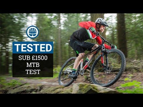 Best Mountain Bikes Under £1500