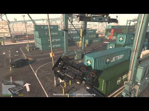 INSANE Grand Theft Auto V Glitch