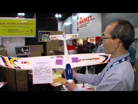 AirBorne Models World Models Distributor at AMA Expo 2015