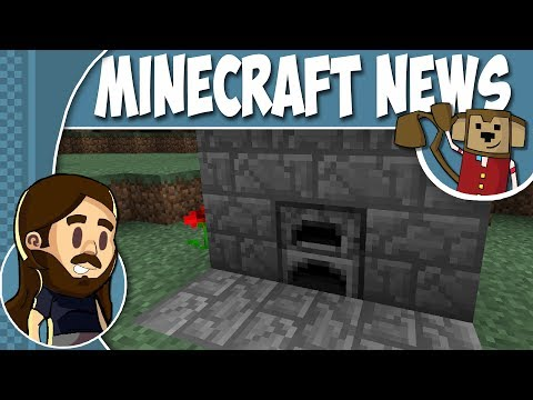 Minecraft 1.8 News - Make Cracked Stone Brick ! ! !