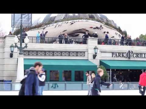 McCormick Tribune Ice Skating Rink Chicago Returns
