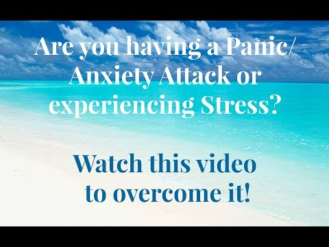 Are you having a panic/anxiety attack❓Stop it with 👉 Guided Relaxation