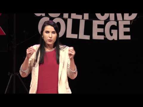 Stop the Cycle of Abuse - Heal Yourself | Renee Minx | TEDxGuilfordCollege