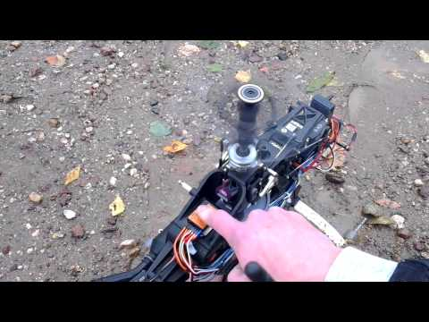 If your Mikrobeast rolls on pitch / gas - a vibration could be the problem