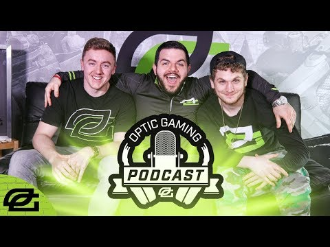 CouRage, Hitch & Spratt Talk the Pro Streamer Life & Black Ops 4!  | OpTic Podcast Ep 49