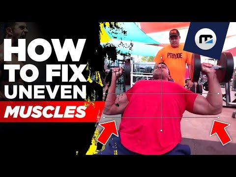 😱 How To Fix Uneven Muscles (2 Tips to Maximize Faster Results) ⚠️  Helps Avoid DANGEROUS Injuries!