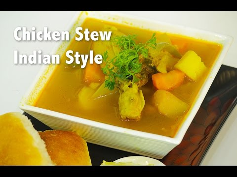 Chicken Stew Indian Style | ChefHarpalSingh