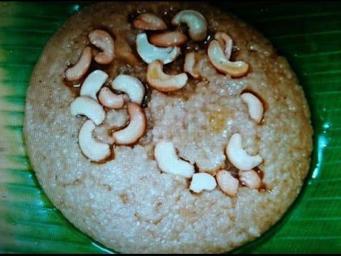 Varagu Sweet Pongal | Varagu Sakkara Pongal| Kodo Millet Sweet Pongal  Recipe No - 27