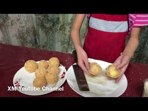Sesame Ball Recipe