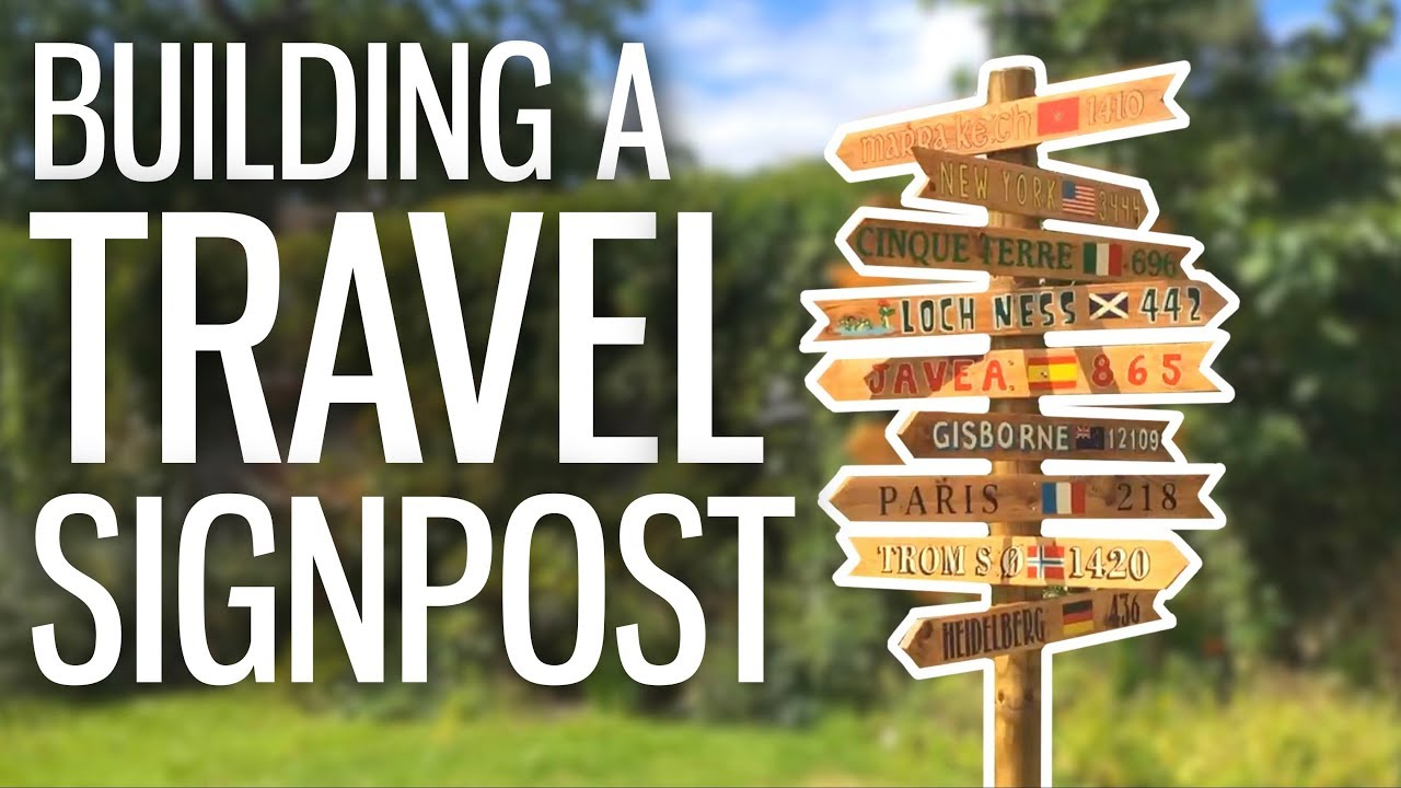 Building a Travel Signpost