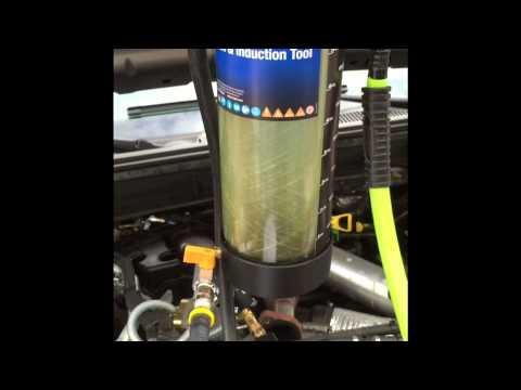 Blue Point Diesel EGR Cleaner EEDF400 Demo