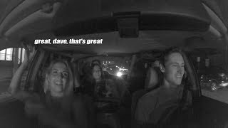 Great, Dave, That