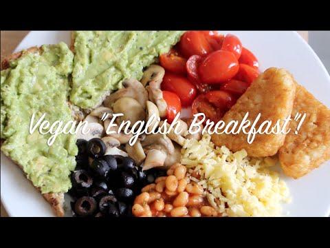 (Quick & Easy) Vegan English Breakfast!