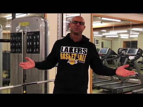 Modifying Week 2/workout 4 New Years Challenge