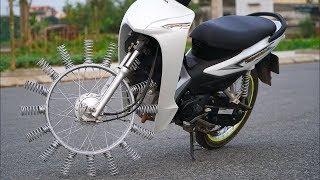 #x202b;اغرب 7 دراجات نارية في العالم#x202c;lrm;