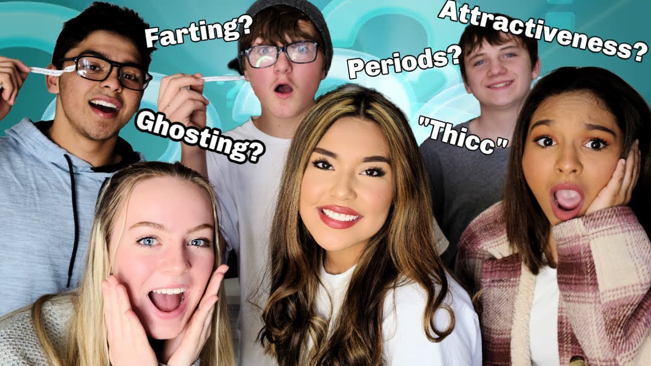 Asking my BROTHER questions you're too afraid to ask guys!!