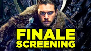 Game of Thrones Finale Exclusive Screening with New Rockstars!