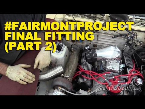 #FairmontProject Final Fitting (Part 2)