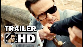 KINGSMAN 2: THE GOLDEN CIRCLE Official Trailer #2 (2017) Channing Tatum Action Movie HD