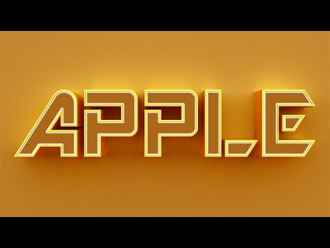 How to Make 3D Text in Photoshop CC 2017  | How to Create 3D Text Effects in Photoshop CC 2017