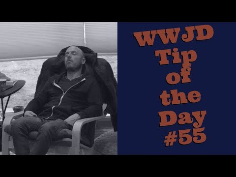 What Would Jeff Do? Dog Training Tip of the Day #55